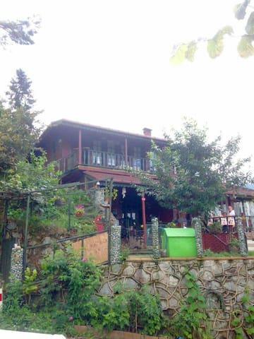 Olimbera otantik köy evi - Kemerköprü Köyü - Huis