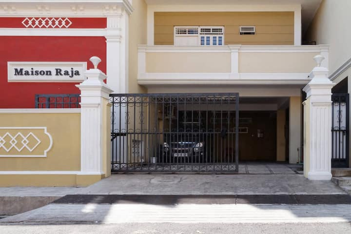 Maison Raja -  single Bedroom Service Apartments
