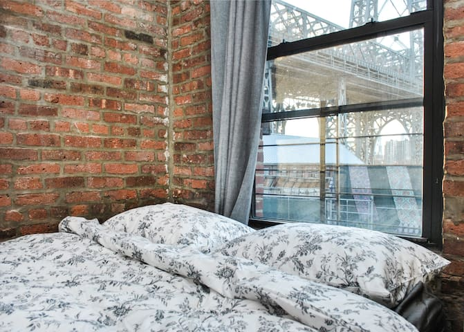 The Brooklyn Loft Experience (Room # 1) - Brooklyn - Apartment