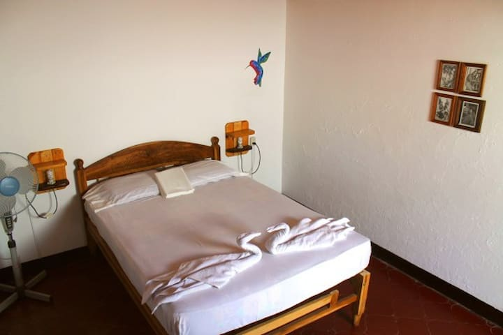 Hostal Malinche Room 5 - León - Apartament