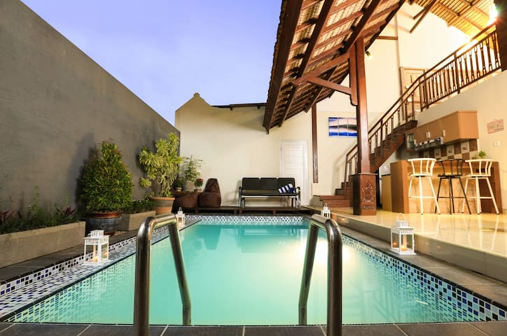 Your time to indulge at your Private Pool Villa