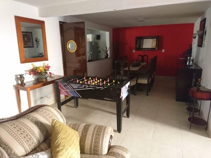 Casa Tenango del Valle