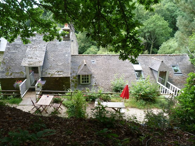 Le Moulin de kérangoc : Le Grenier à Céréales - Concarneau - Dům