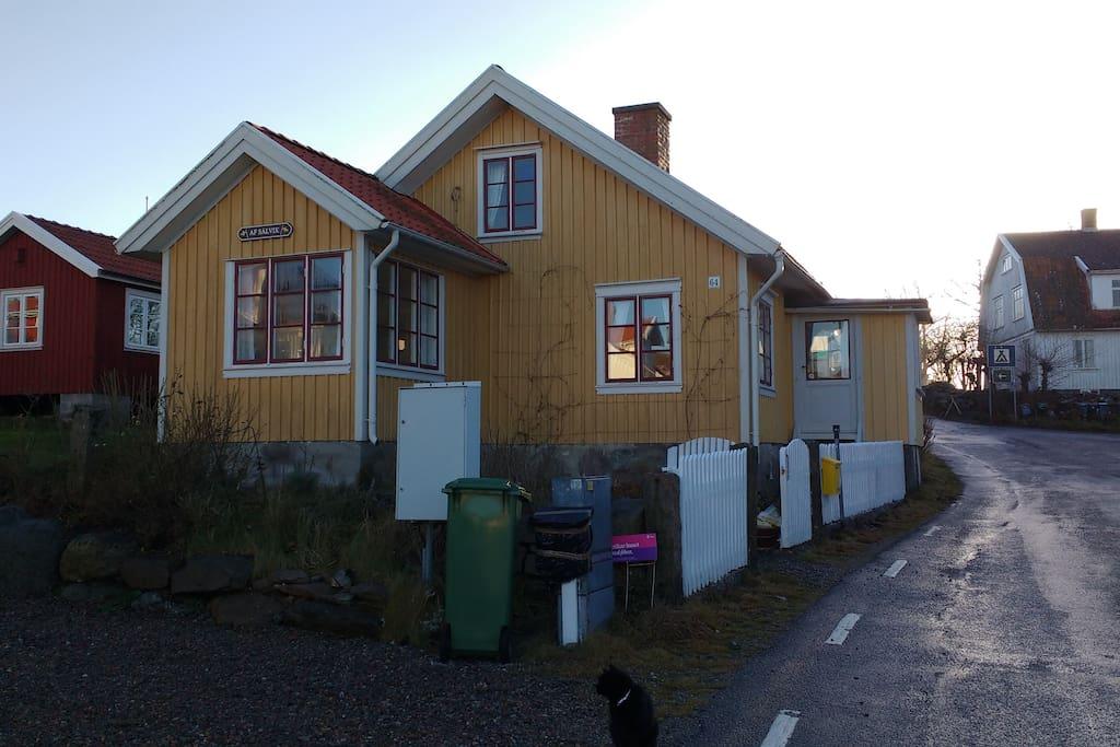 Huset från gatan