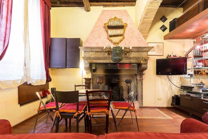 Grand Tour Home, true italian trip - Spoleto - Apartmen