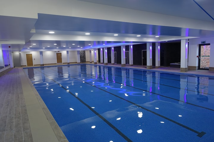 2 BED APARTMENT (19) FREE LEISURE FACILITIES