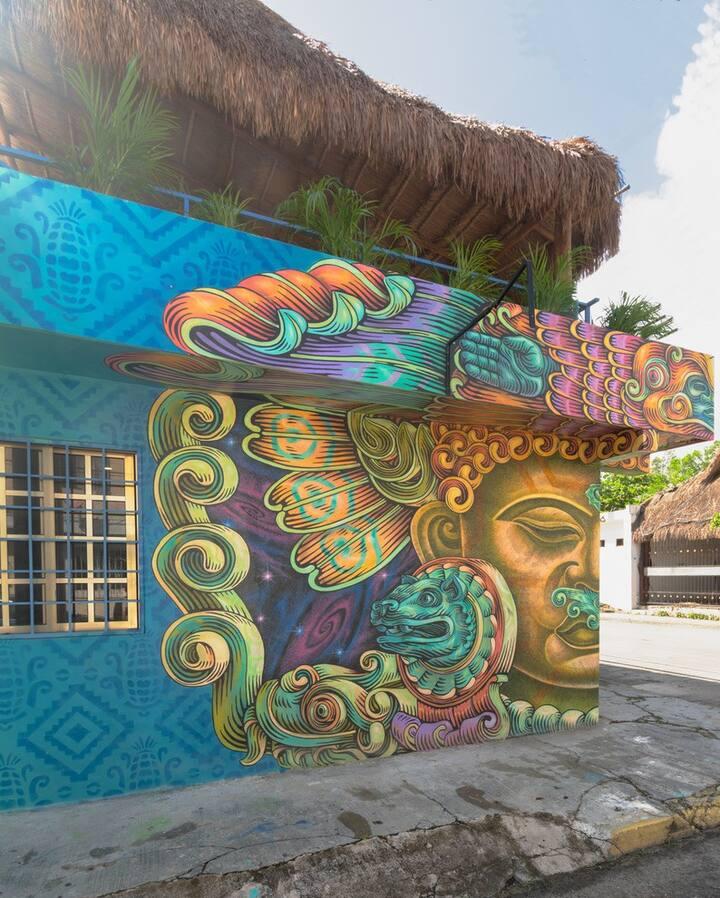 Super LOFT en el centro de Playa del Carmen