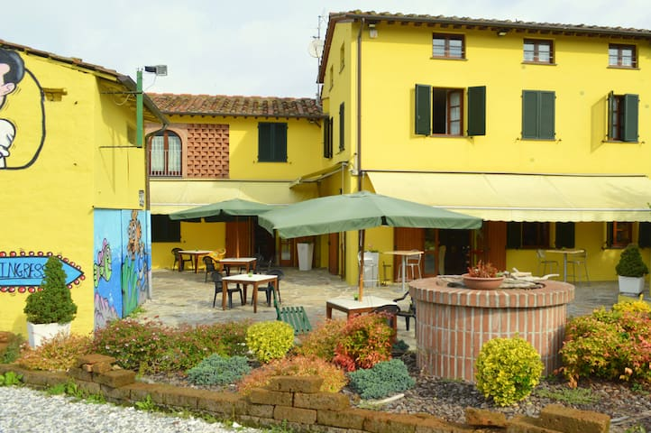 Apartment in countryside few minutes from Lucca - Provincia di Lucca - Appartement