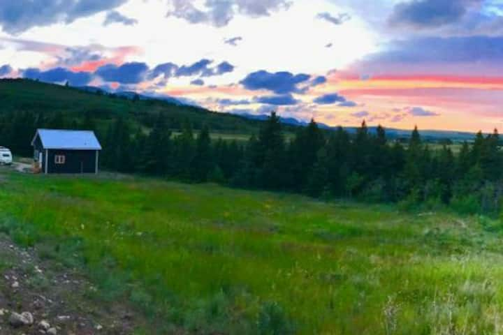 HikersHaven, Lower Falls Creek Cabin