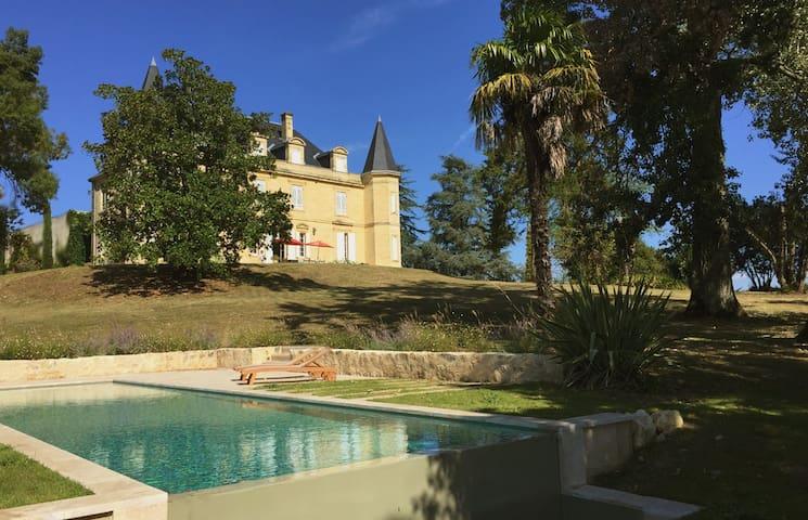 Château du Grava, domaine viticole bordelais