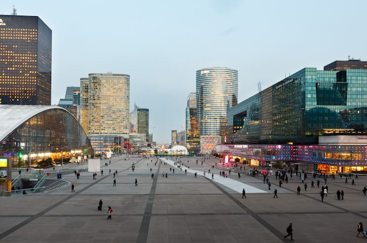 Grand Studio au coeur de La Défense