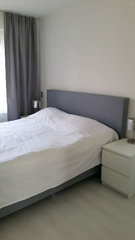 Comfortable room in nice and quiet neighboorhood - Amsterdam-Zuidoost - Ház