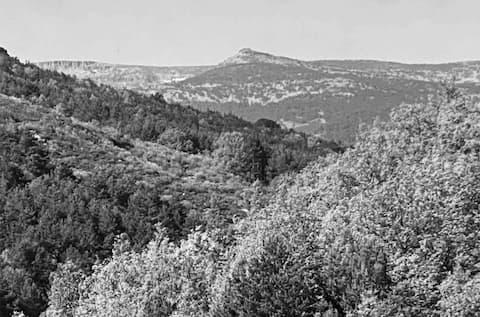 Casa con las mejores vistas a la Sierra Cebollera