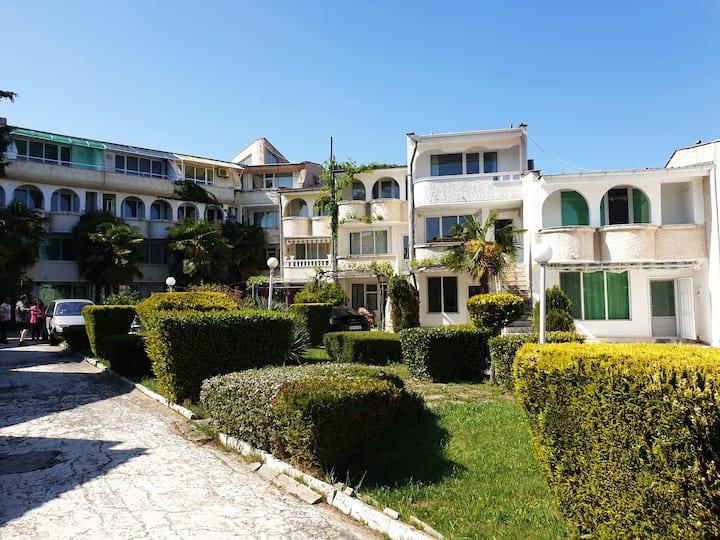 Villa Silvi, complex Oazis 3 stars.