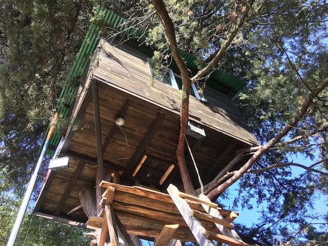 Tree House Adventure - Quetzaltenango  - Wohnung