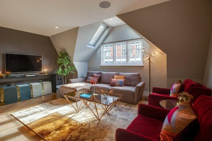 Roof Terrace Boutique Soho Apartment 3 Luxury