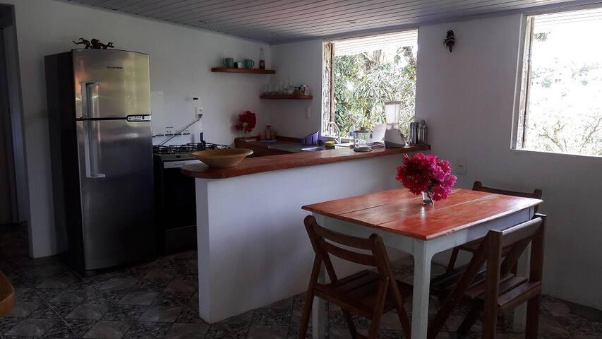 Casa espaçosa e confortável em Morro de São Paulo!