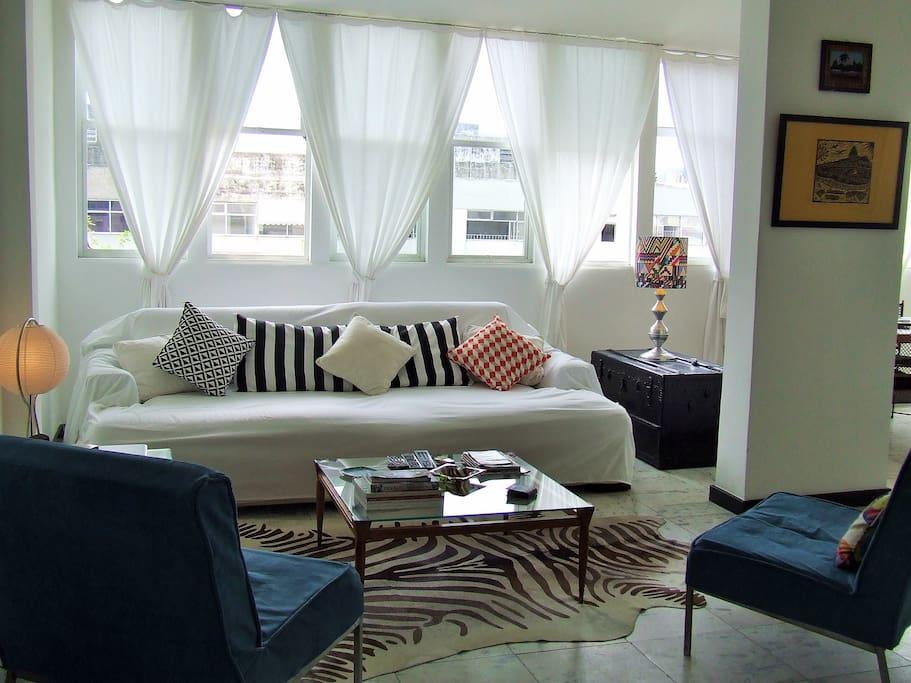 Living room -salone