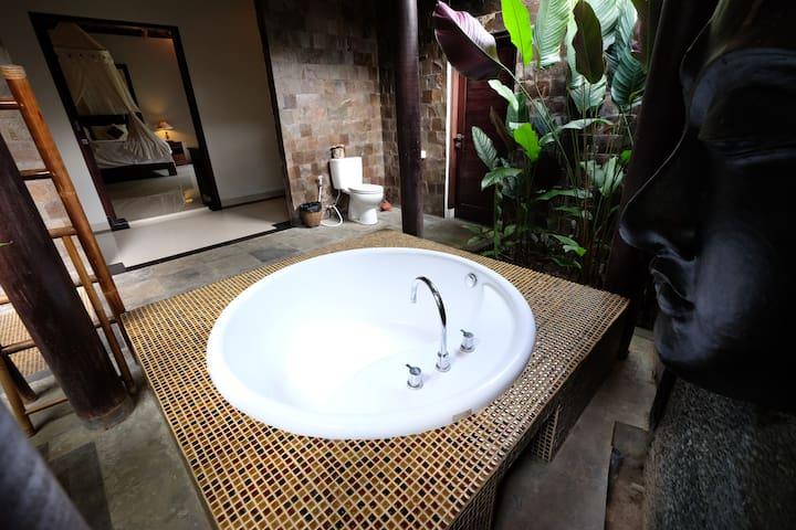 Villa Sakura~1BR Shared Pool~Magical Mini-Resort!