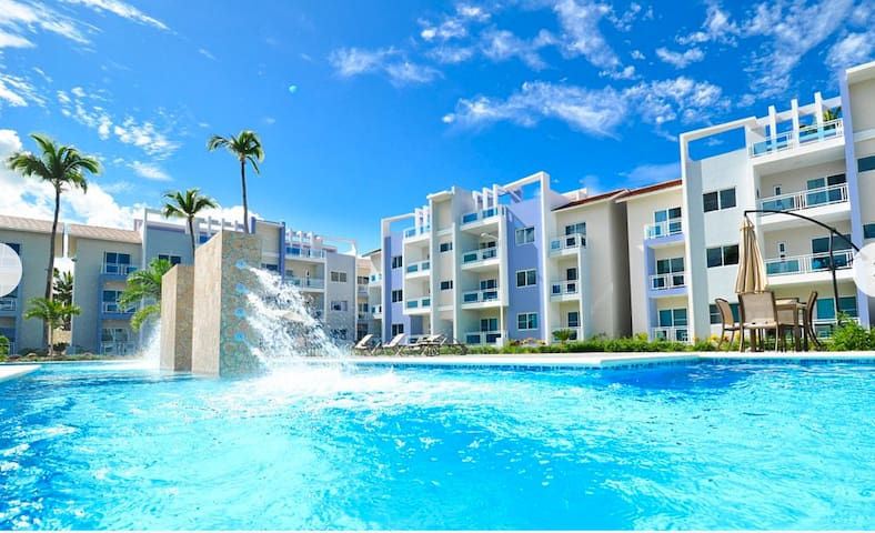 GREAT LOCATION Conveniently located/ Near Beach - Punta Cana - Appartement