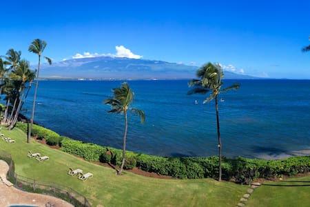 Maui Ocean Front Condo - Wailuku - Wohnung