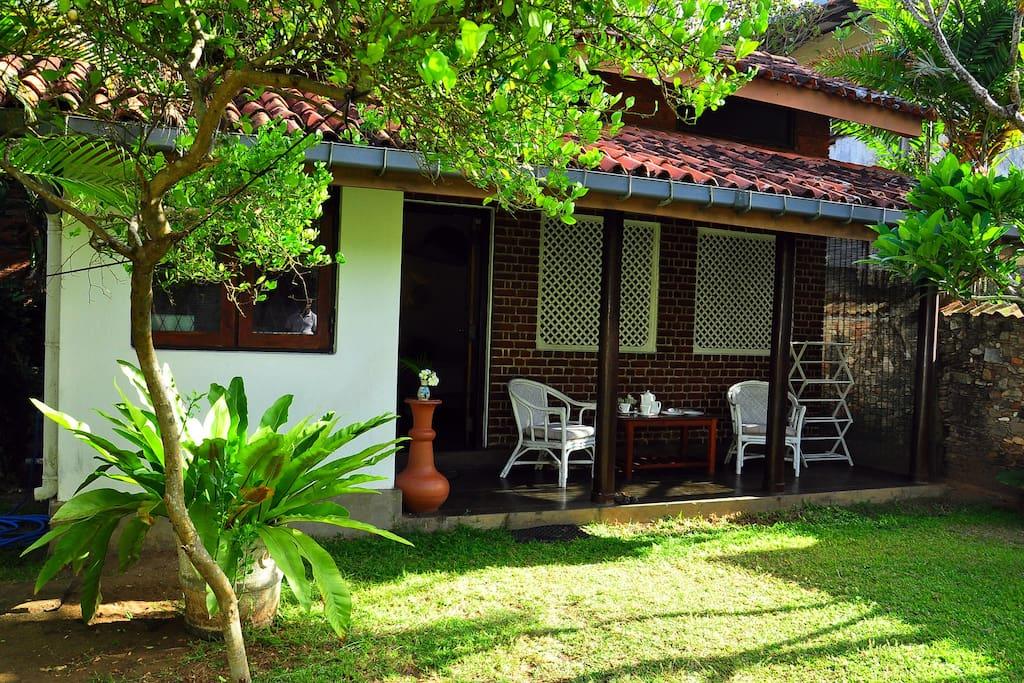 Cottage Garden Bungalows