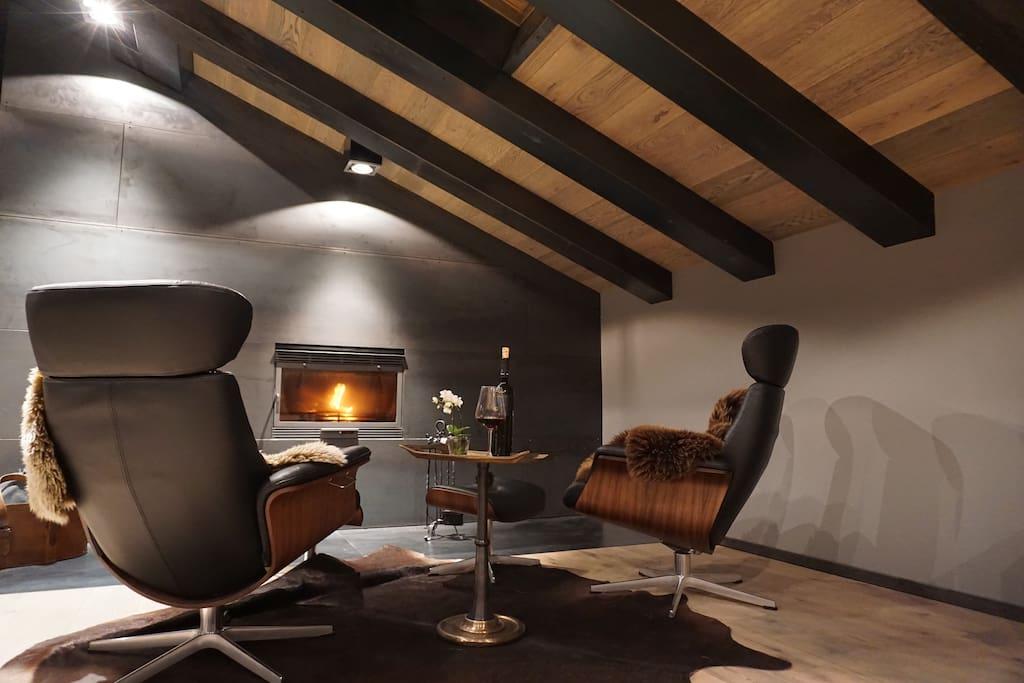 luxus ferienhaus chalet s 5 sterne chalets zur miete in. Black Bedroom Furniture Sets. Home Design Ideas