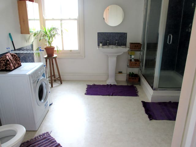 Spacious double room next to Clifton Down station