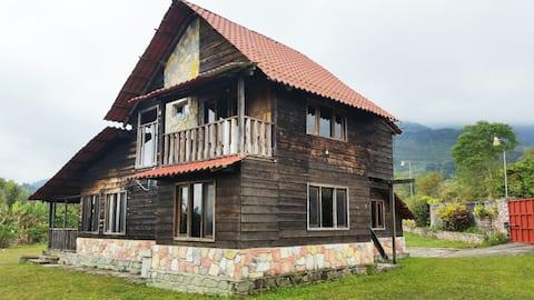 La cabaña de Aguayo