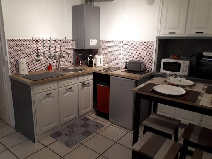 Appartement CENTRE VILLE Dieppe pour 4 personnes