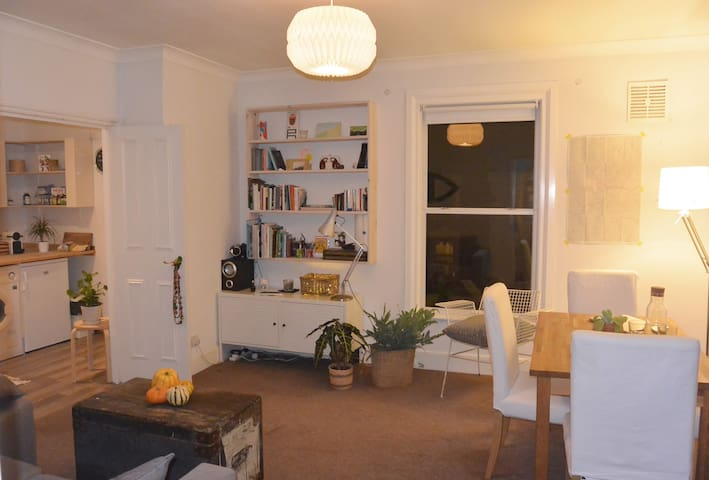 Spacious 1 bedroom apartment in vibrant Hackney. - Londres - Pis