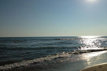 Panoramico e vicino al mare