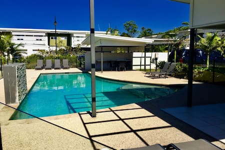 Central and Resort Style Townhouse - Buderim