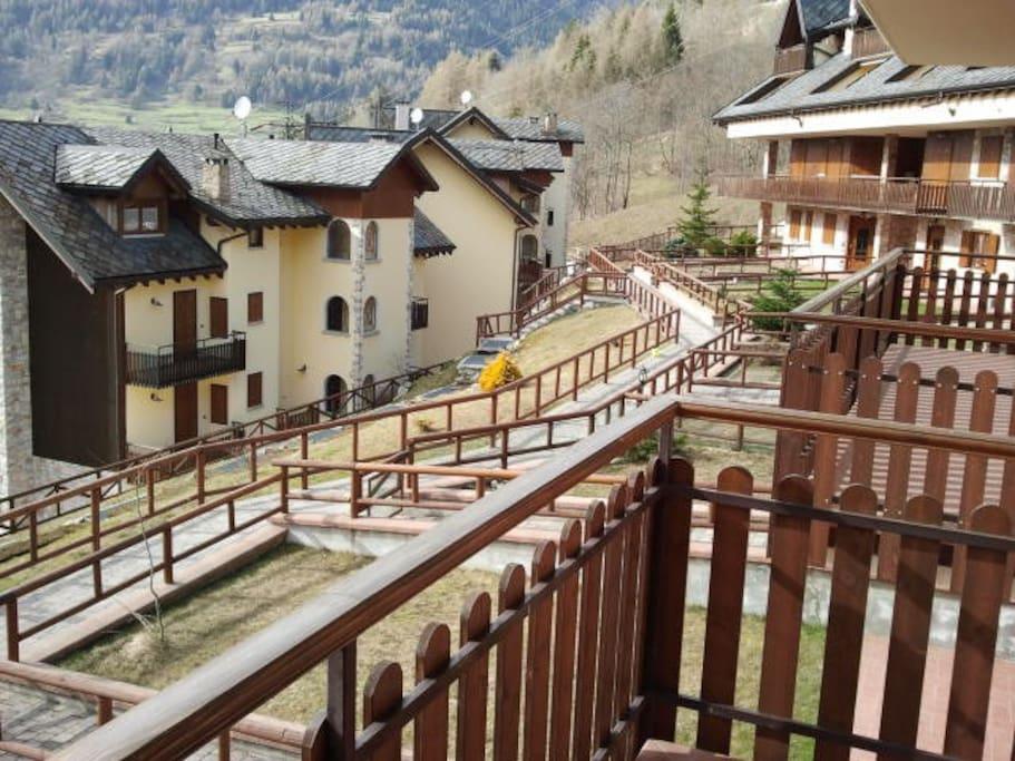 Ponte di legno montagna affitto appartamento vacation for Cabine in affitto in montagna ga
