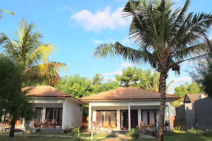 Nusa Indah Bungalow - Standard Double Room 01