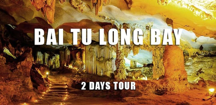2 Day Hai Phong - Bai Tu Long bay tour
