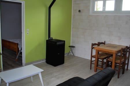 Maison de 50 m2 à 12 km du Futuroscope - Beaumont