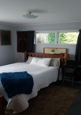 Tracy's Whakatane B n B Queen Room - Whakatane - Huis