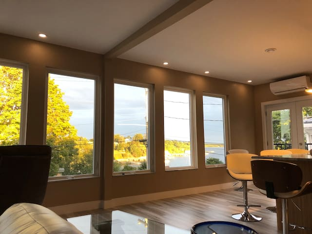 Brand New High End Condo & Best Sunset View!!! A/C