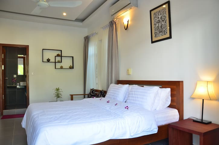 Double Room Private Balcony and Pool view