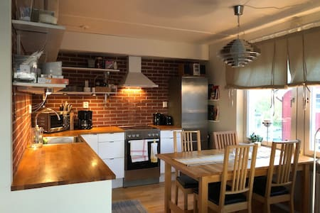 Lägenhet mitt i Åre med gratis parkering och wifi!
