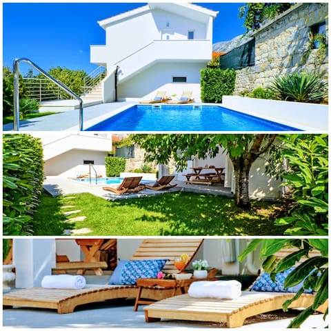 """Holiday house with private pool """"Dolce Vita"""""""
