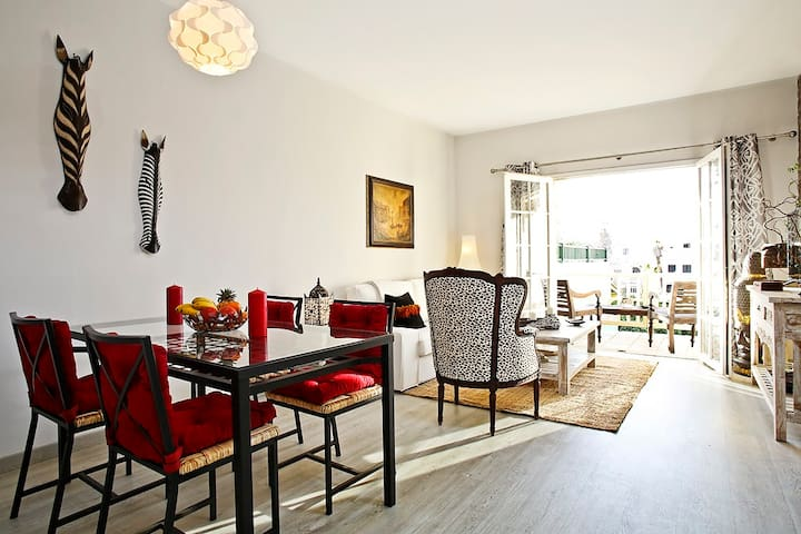 MY ELEGANT APARTMENT in Tenerife south - Chayofa - Apartament