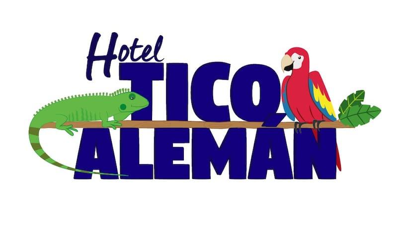 Hotel Tico Alemán - Palmar Norte - Hostel