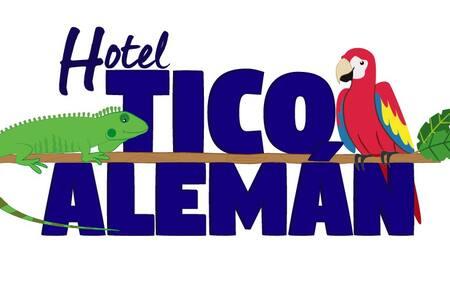 Hotel Tico Alemán - Palmar Norte