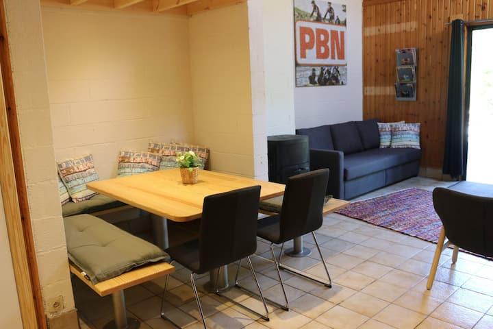 Rendeux privé huis met uitzicht in de Ardennen I