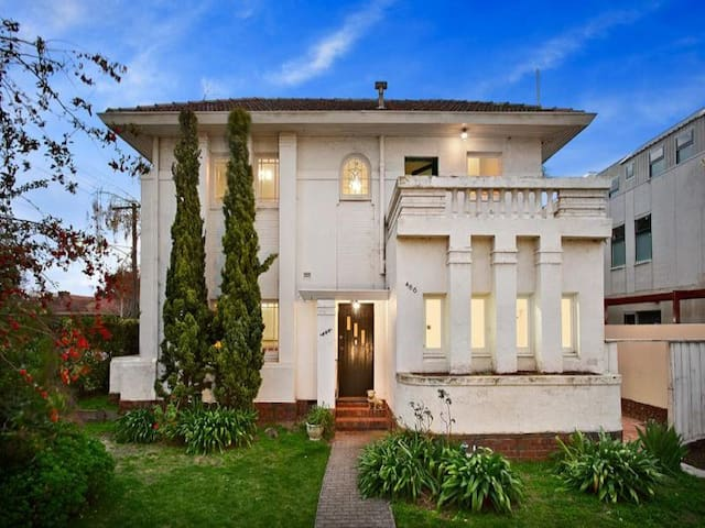 Art Deco 2br Entire House - Caulfield South - Casa