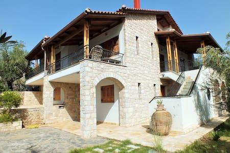 Mantinies Olive Villa - Kalamata
