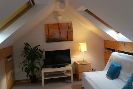 Lovely room on a loft - London