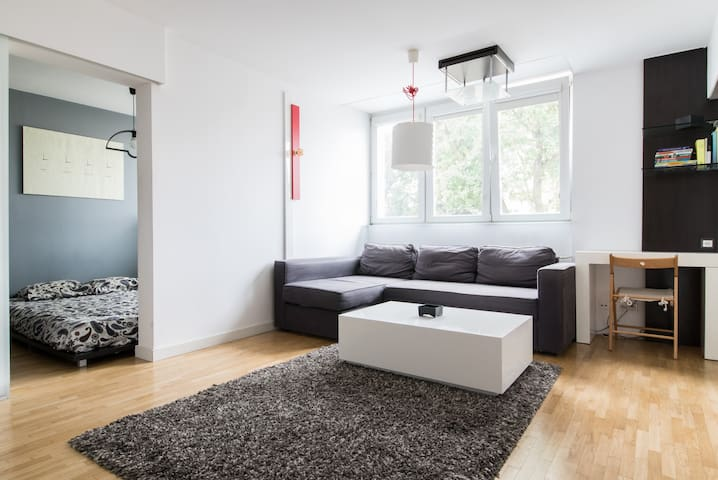 Stylish, comfortable flat, just as you wish - Łódź - Daire